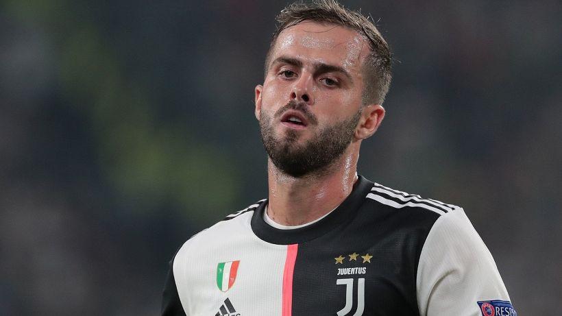 Mercato Juventus, il retroscena: Pjanic in lacrime