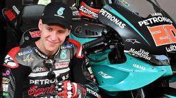 MotoGp, Quartararo avvisa Marquez