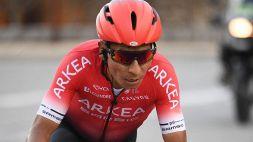 """Tour, Quintana: """"Lotterò per fare classifica"""""""