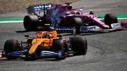 F1: Renault, reclamo contro la Racing Point