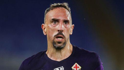 """Ribery rassicura la Fiorentina: """"Viola per sempre"""""""