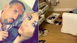 La moglie di Ribery sotto choc dopo il furto medita l'addio