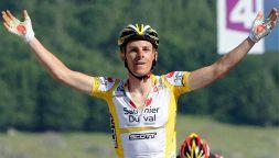 Ciclismo: la nuova vita di Riccardo Riccò dopo la squalifica