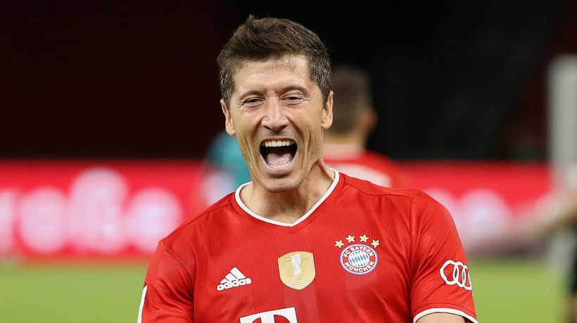 Il Bayern Monaco vince la Coppa di Germania