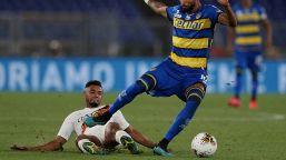 Le foto di Roma-Parma 2-1