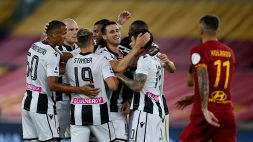 L'Udinese fa il colpo, la Roma affonda