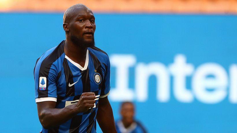 Inter, record di Lukaku in Serie A
