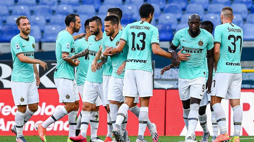 Inter nel nome di Lukaku: tris al Genoa e secondo posto