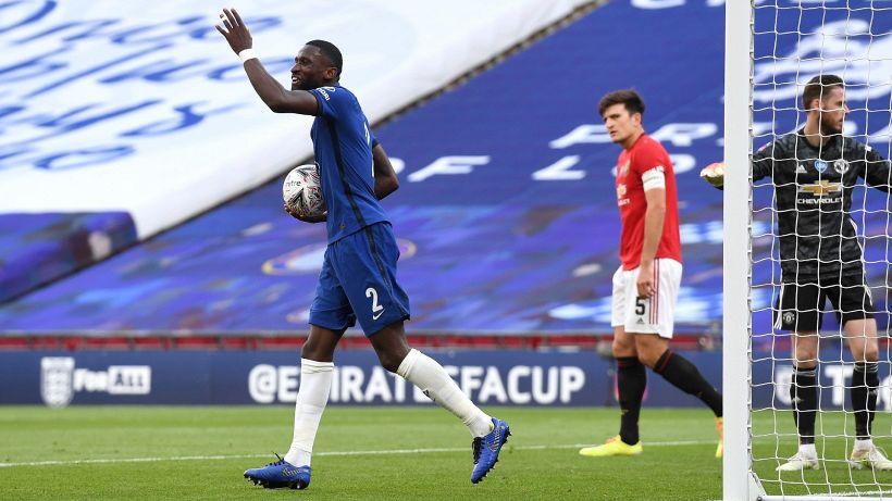FA Cup, finale Chelsea-Arsenal