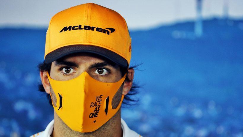 F1: il commento di Sainz sulla crisi profonda della Ferrari