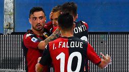 Le foto di Sampdoria-Genoa 1-2