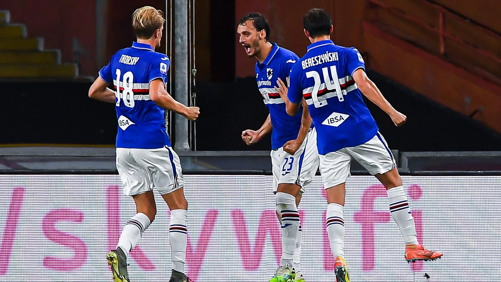 Sampdoria-Genoa 1-2 - Le foto di Sampdoria-Genoa 1-2 | Virgilio Sport