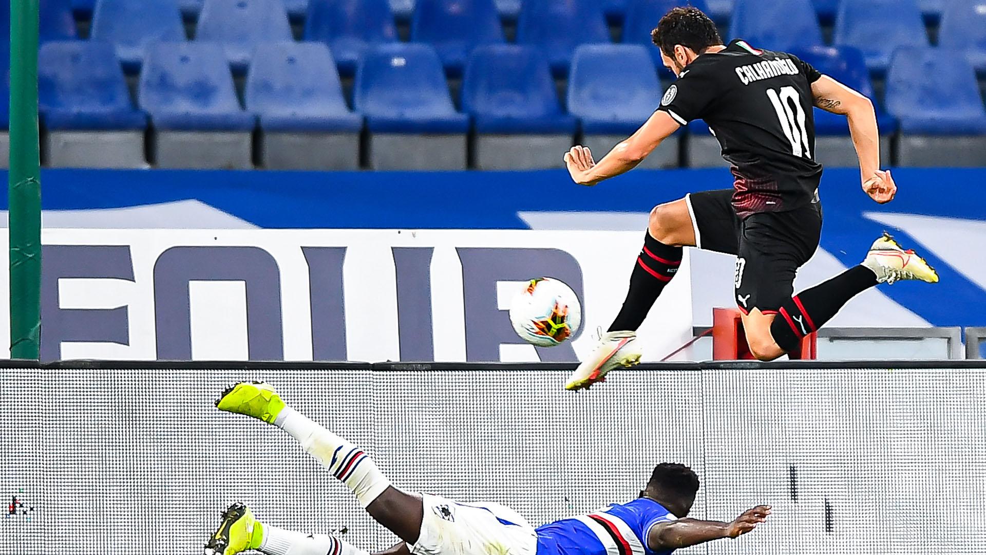Sampdoria-Milan 1-4 - Le foto di Sampdoria-Milan 1-4 | Virgilio Sport