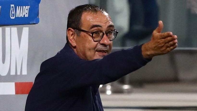 La Juve e i troppi gol subiti: Sarri sa il perché