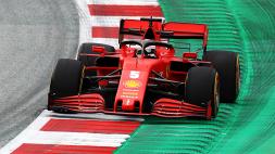 F1, seconde libere GP Austria: migliora Vettel, indietro Leclerc