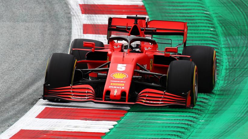 F1, Ferrari: Vettel ritrova l'ottimismo