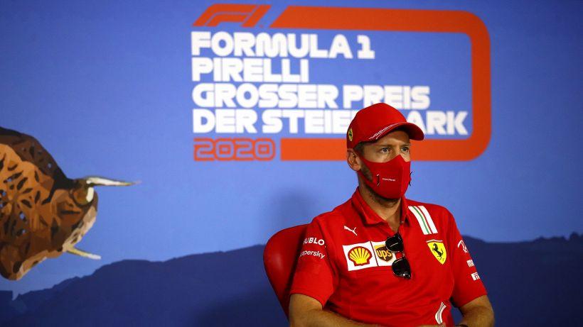 F1, Vettel getta la maschera e svela il suo futuro