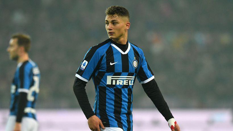 L'Inter cede Esposito: ufficiale il prestito alla SPAL