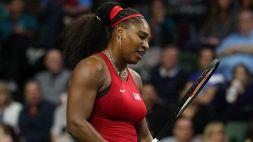Serena Williams riparte con una vittoria