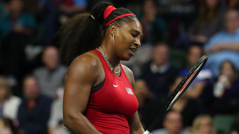 Serena Williams riparte con una vittoria