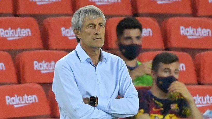 Il Barcellona ha blindato Setien