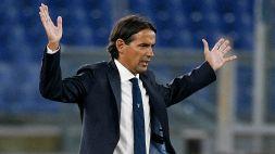 Simone Inzaghi elogia le seconde linee