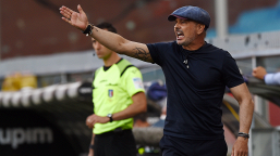Serie A, squalifica e multa per Sinisa Mihajlovic