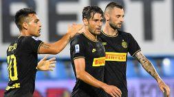 Le foto di SPAL-Inter 0-4