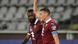 Le foto di Torino-Genoa 3-0