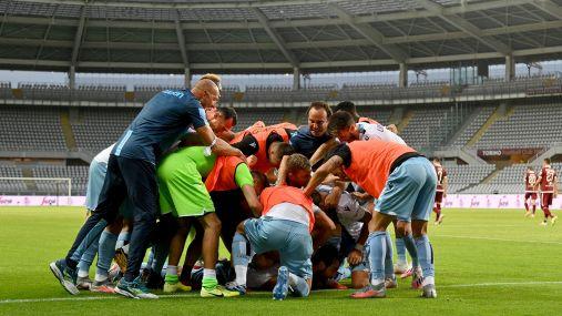 Le foto di Torino-Lazio 1-2