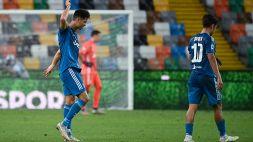 Le foto di Udinese-Juventus 2-1
