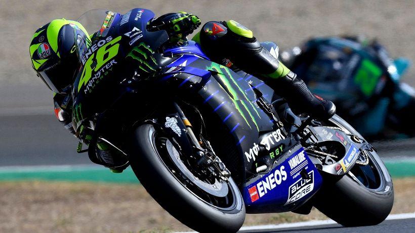 MotoGp, Valentino Rossi scatenato a Jerez: tutti i tempi
