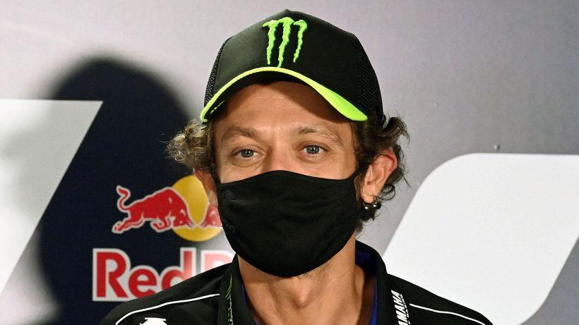 Valentino Rossi è tornato a sorridere