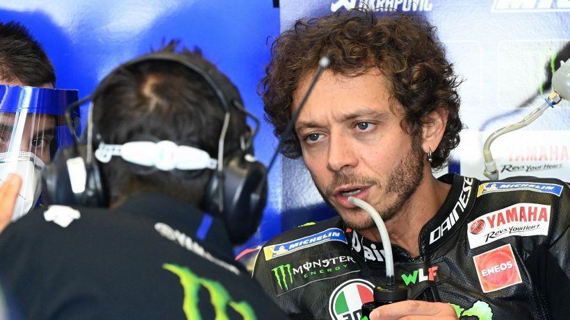 Valentino Rossi alza ancora l'asticella: la missione in Austria