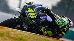 MotoGp, test Jerez: Valentino Rossi parte bene, Marquez leader