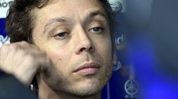 Valentino Rossi ammette le difficoltà