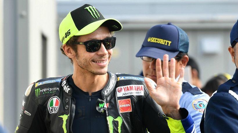 La MotoGP ricomincia: Valentino Rossi parla di tutto il suo entusiasmo