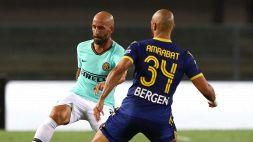 Le foto di Verona-Inter 2-2