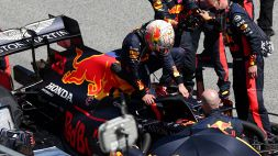 """F1, Verstappen: """"Sarebbe stato un podio facile"""""""