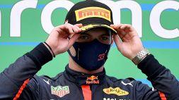"F1, Verstappen: ""Va bene così"""