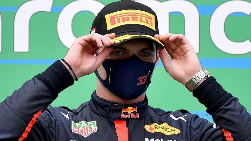 """F1, Verstappen: """"Il miglior risultato possibile"""""""