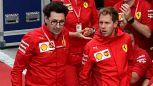 F1, Ferrari: il messaggio di Binotto a Vettel per il gran finale