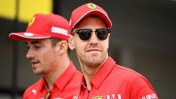 F1, Ferrari: Vettel scuote il team, duro colpo per Leclerc