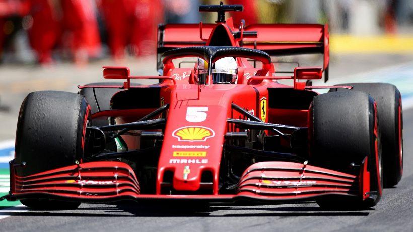 F1, prime libere Gp Stiria: una sorpresa in testa. Ferrari indietro