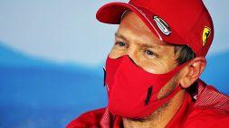 Ferrari, segnali di risveglio: le parole di Vettel e Leclerc