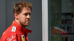 Vettel fissa gli obiettivi della sua stagione con l'Aston Martin