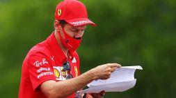 Formula 1, Ferrari: nuova tegola per Sebastian Vettel