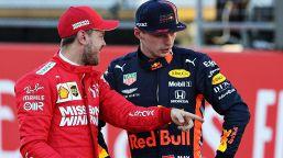 F1: futuro Vettel, le parole di Verstappen cambiano tutto