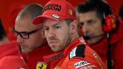 F1, Ferrari: Vettel non si arrende