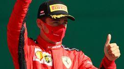 F1, Ferrari: Leclerc stenta a crederci. Vettel è furioso